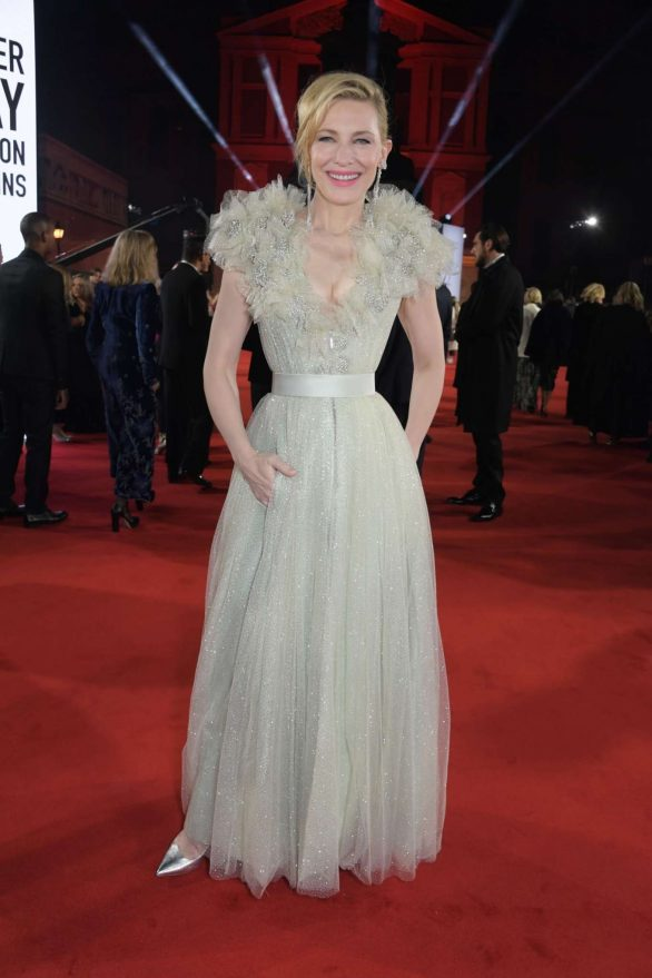 Cate Blanchett 2019 : Cate Blanchett – Fashion Awards 2019 in London-06