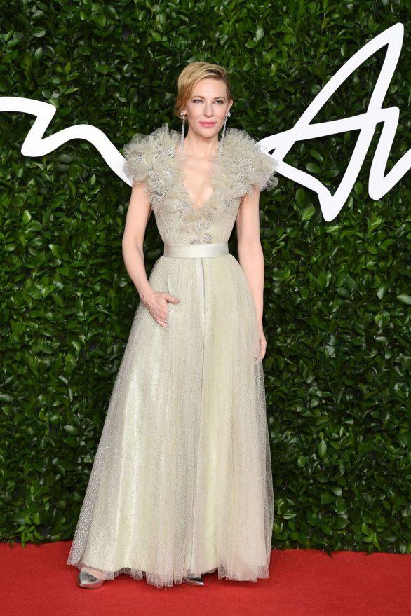 Cate Blanchett 2019 : Cate Blanchett – Fashion Awards 2019 in London-07