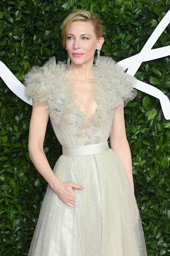 Cate Blanchett 2019 : Cate Blanchett – Fashion Awards 2019 in London-09