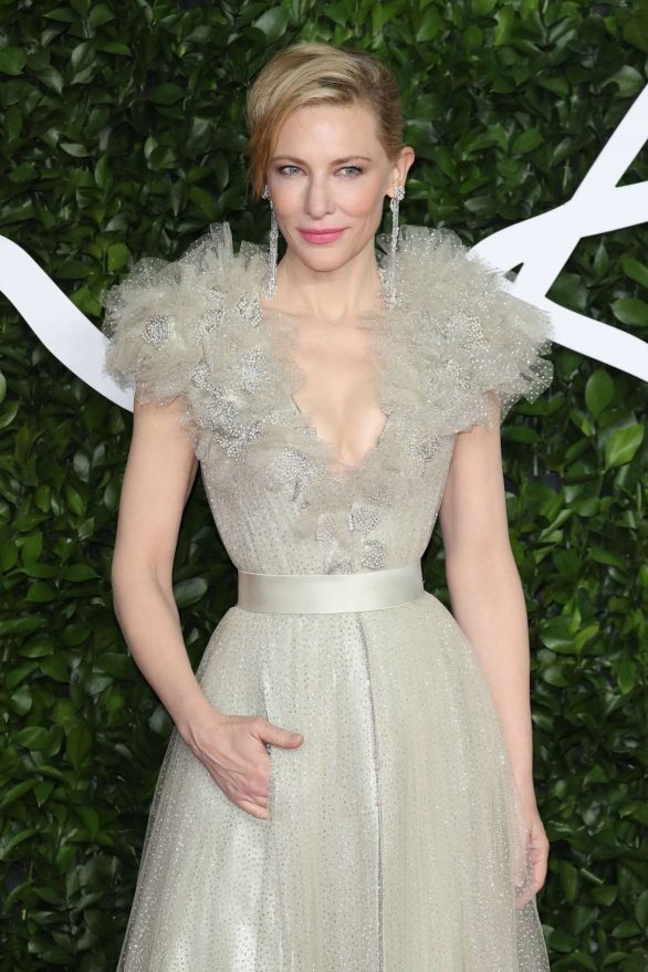 Cate Blanchett 2019 : Cate Blanchett – Fashion Awards 2019 in London-10