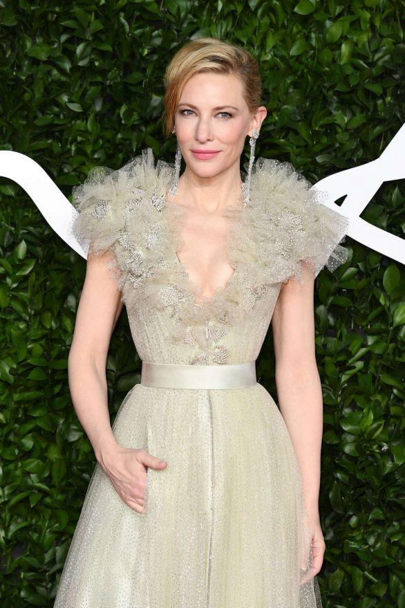 Cate Blanchett 2019 : Cate Blanchett – Fashion Awards 2019 in London-12