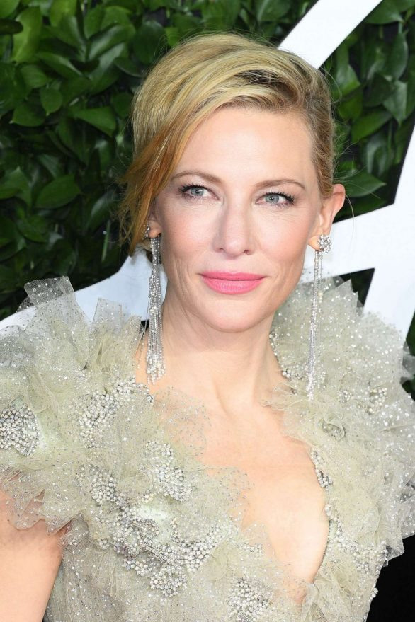 Cate Blanchett 2019 : Cate Blanchett – Fashion Awards 2019 in London-13
