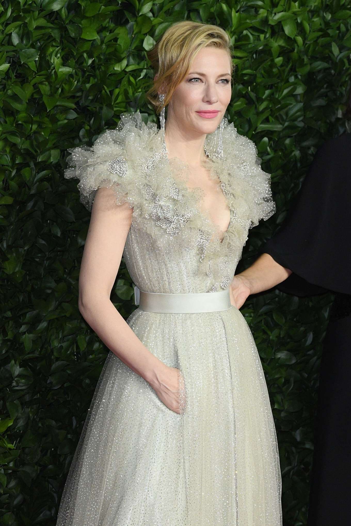 Cate Blanchett 2019 : Cate Blanchett – Fashion Awards 2019 in London-15