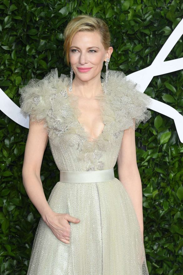 Cate Blanchett 2019 : Cate Blanchett – Fashion Awards 2019 in London-16