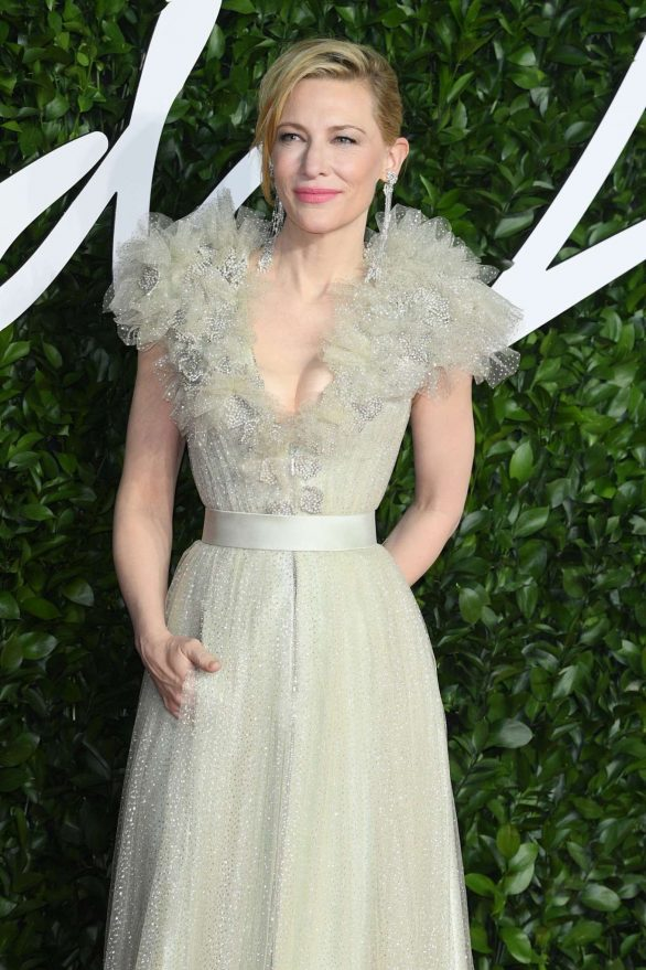 Cate Blanchett 2019 : Cate Blanchett – Fashion Awards 2019 in London-17