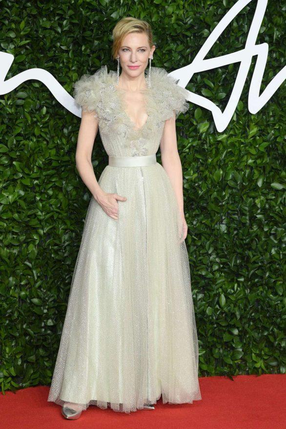 Cate Blanchett 2019 : Cate Blanchett – Fashion Awards 2019 in London-18
