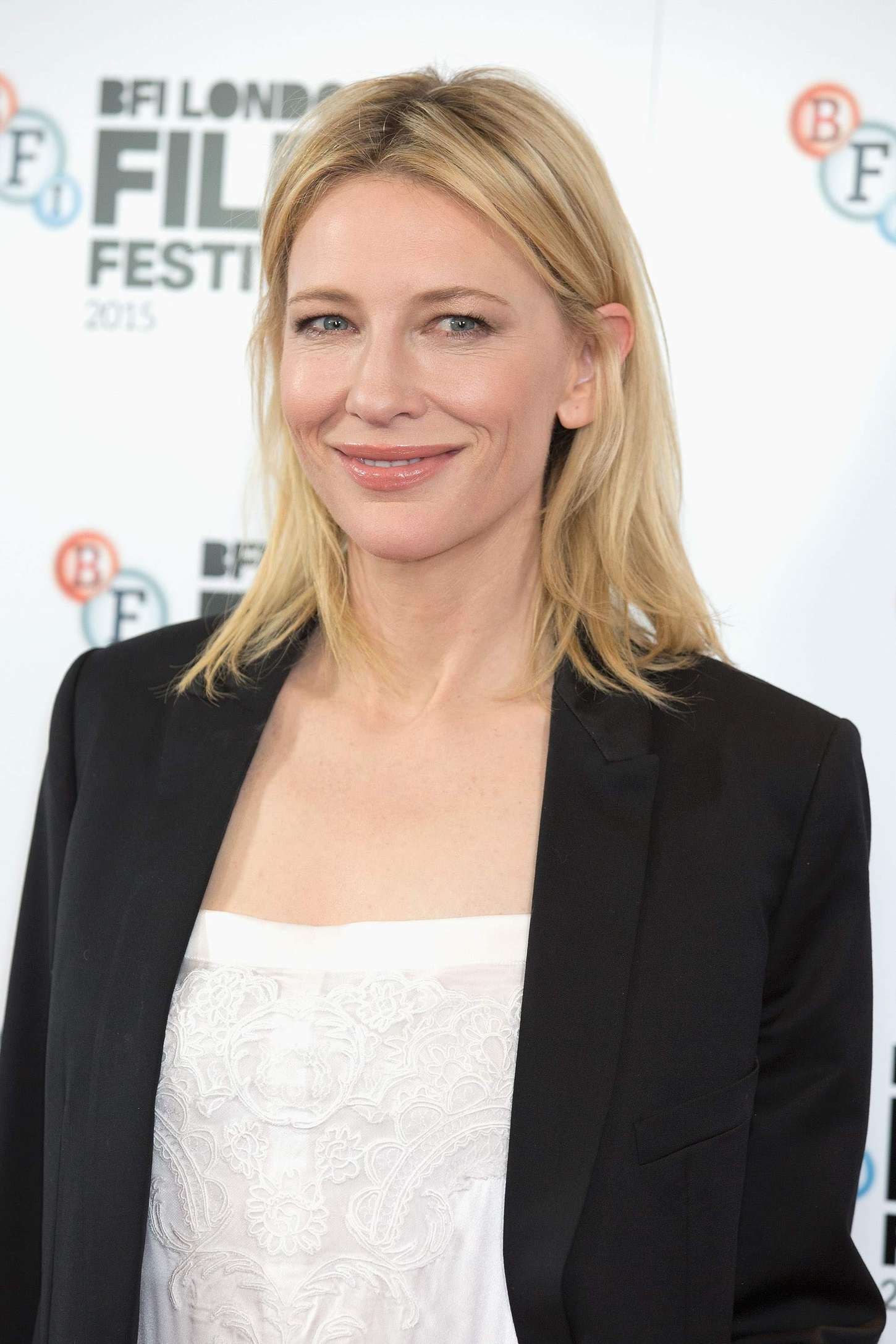 Cate Blanchett - 'Carol' Photocall at BFI London Film Festival