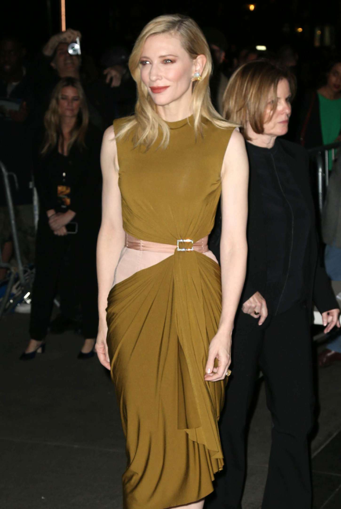 Cate Blanchett - 'Carol' Premiere in New York