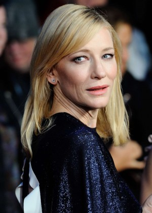 Cate Blanchett – 'Carol' Screening at 2015 BFI London Film ...