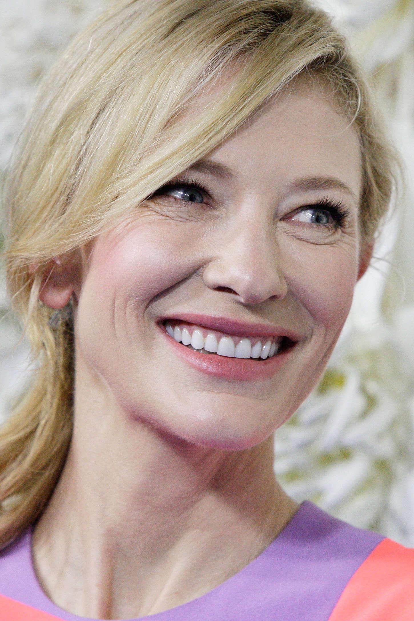 Cate Blanchett 2015 : Cate Blanchett – Cinderella Premiere -02