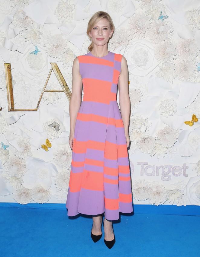 """Cate Blanchett - """"Cinderella"""" Premiere in Sydney"""