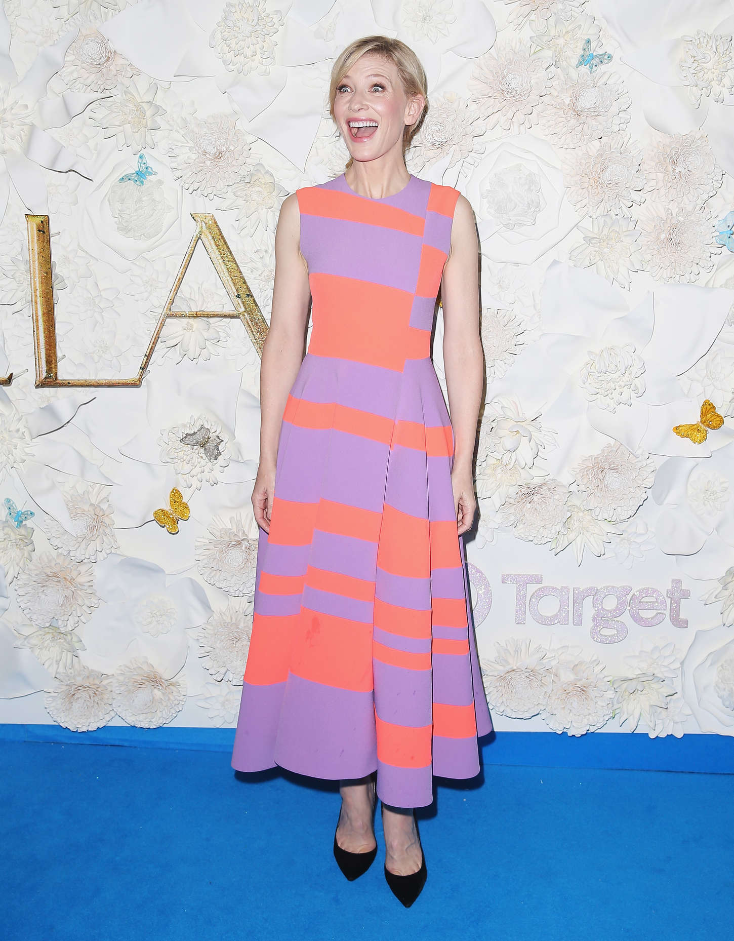 Cate Blanchett 2015 : Cate Blanchett – Cinderella Premiere -08