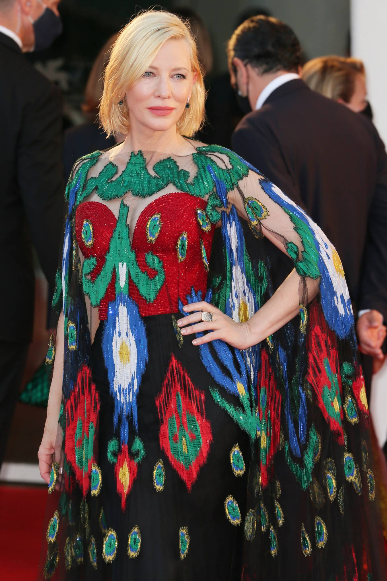 Cate Blanchett 2020 : Cate Blanchett – Closing Ceremony Red Carpet of 2020 Venice Film Festival in Venice-01