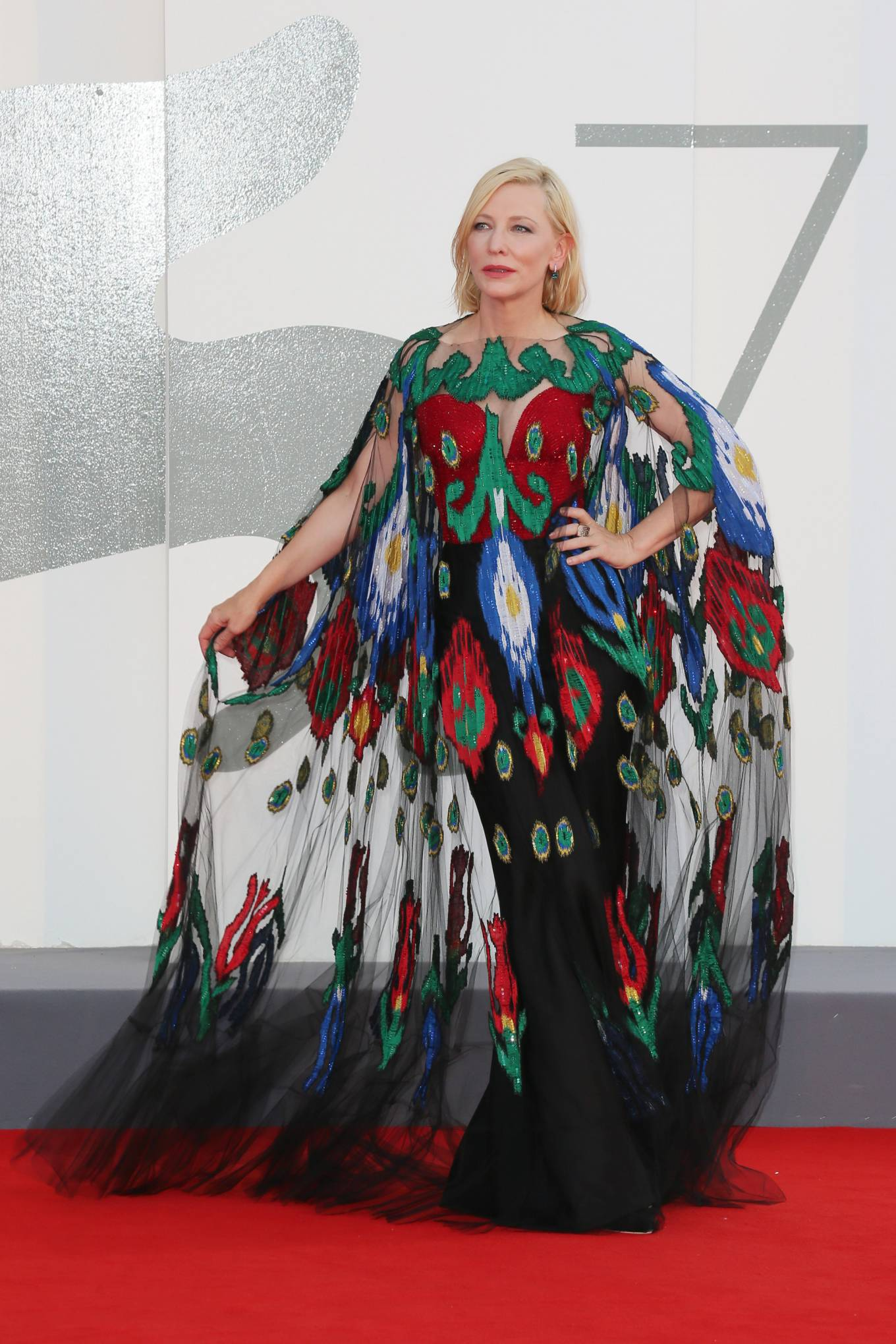 Cate Blanchett 2020 : Cate Blanchett – Closing Ceremony Red Carpet of 2020 Venice Film Festival in Venice-02