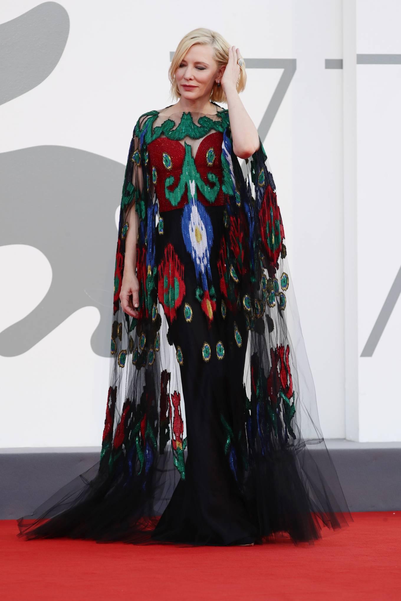 Cate Blanchett 2020 : Cate Blanchett – Closing Ceremony Red Carpet of 2020 Venice Film Festival in Venice-03