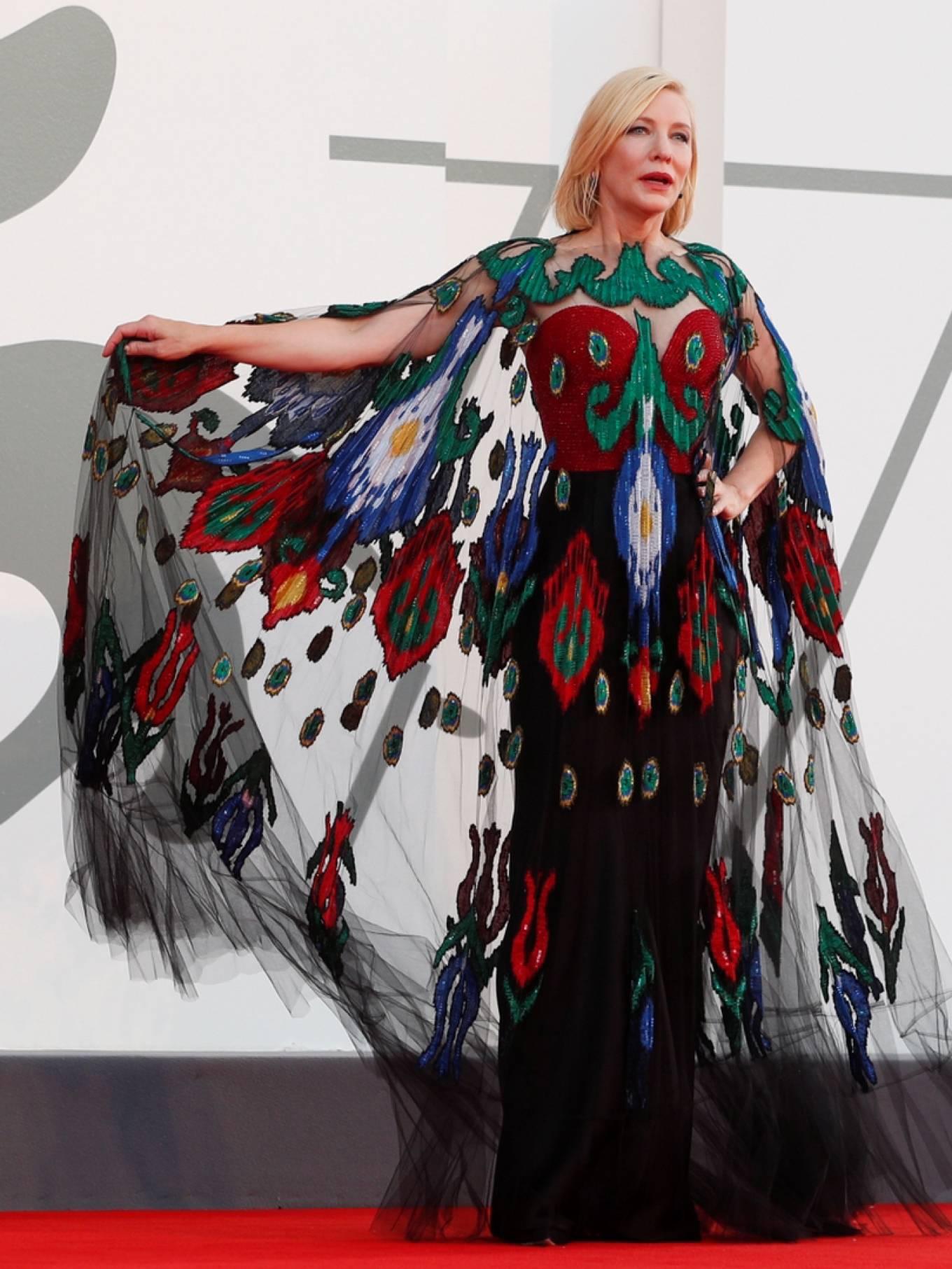 Cate Blanchett 2020 : Cate Blanchett – Closing Ceremony Red Carpet of 2020 Venice Film Festival in Venice-04