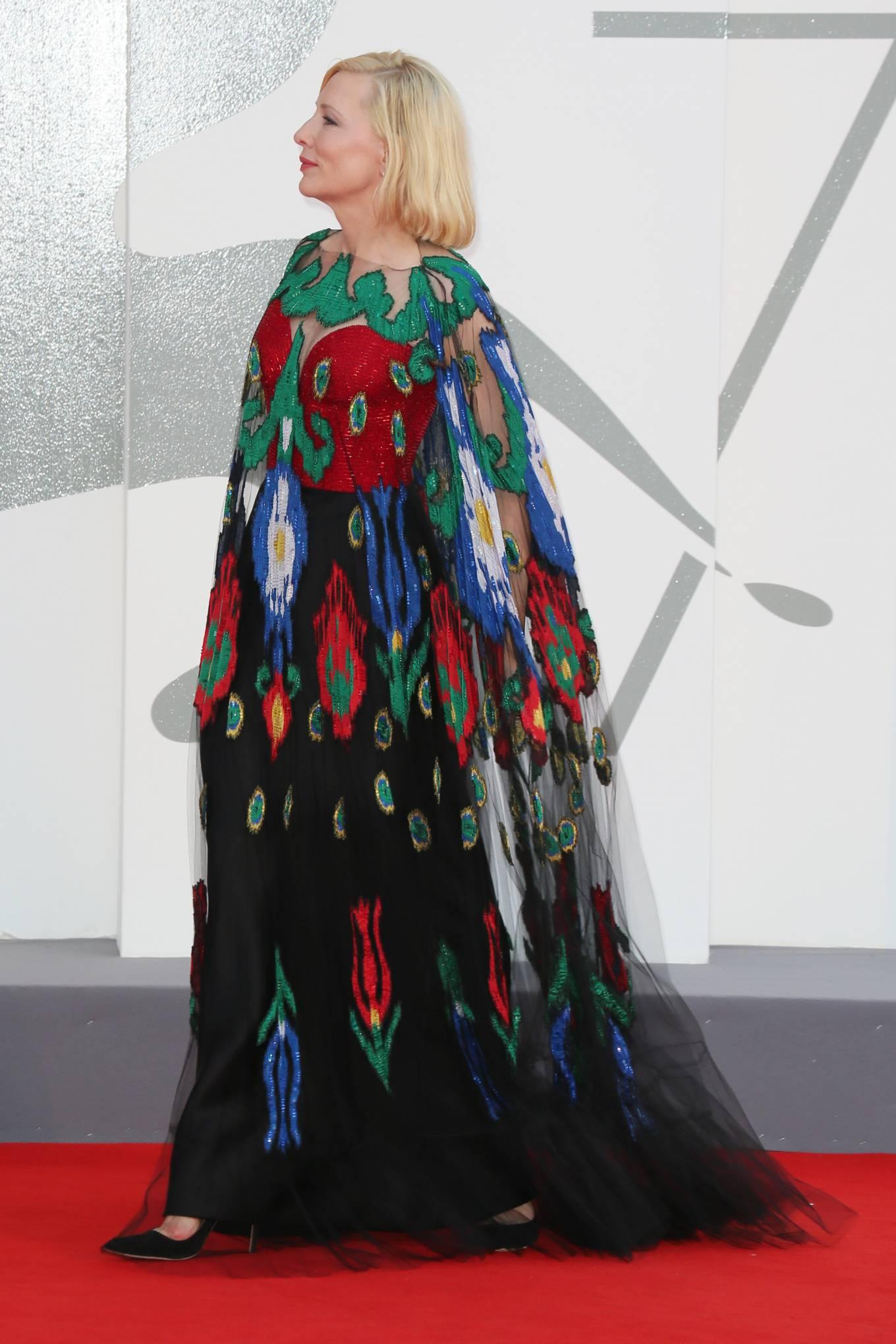 Cate Blanchett 2020 : Cate Blanchett – Closing Ceremony Red Carpet of 2020 Venice Film Festival in Venice-05