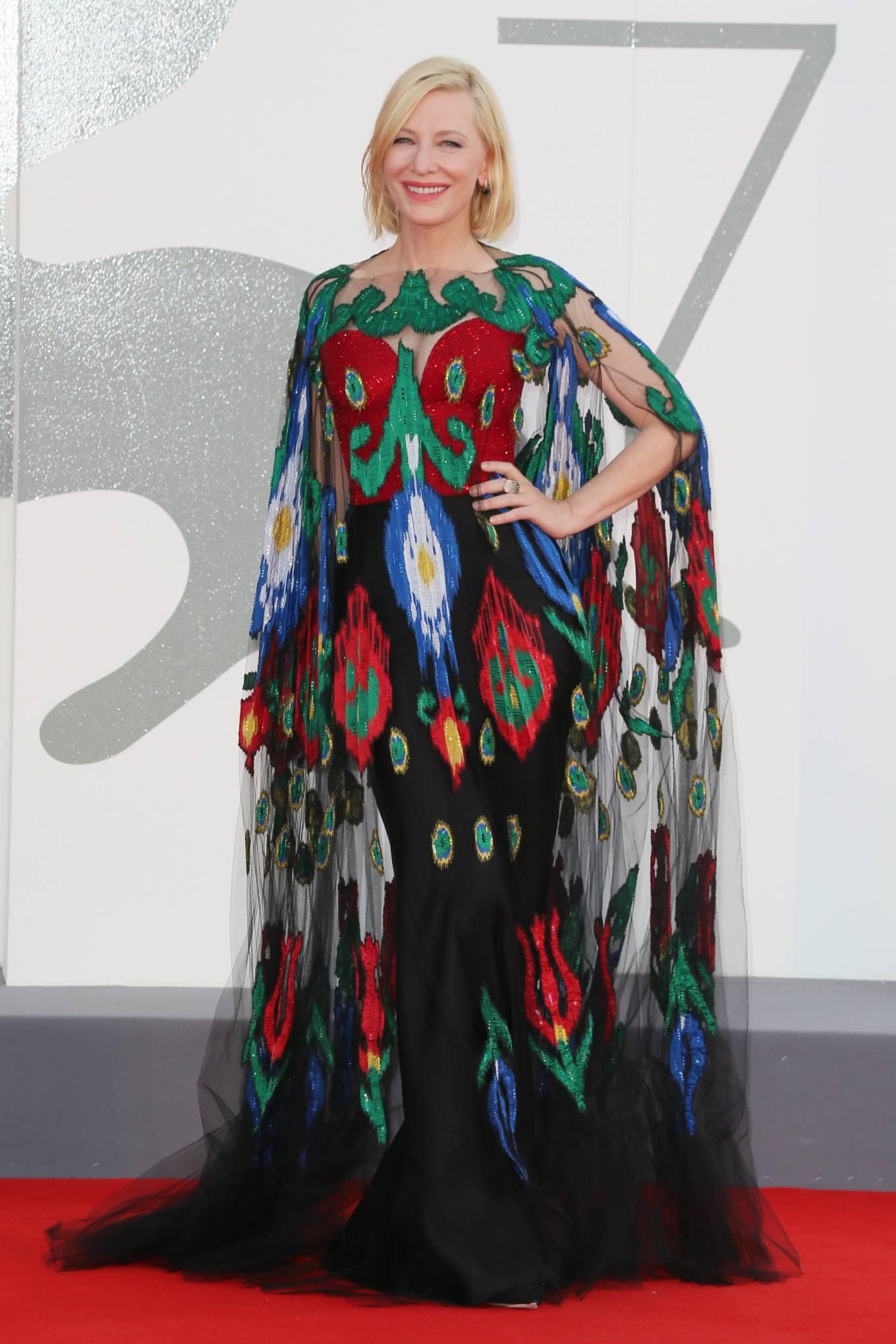 Cate Blanchett 2020 : Cate Blanchett – Closing Ceremony Red Carpet of 2020 Venice Film Festival in Venice-08