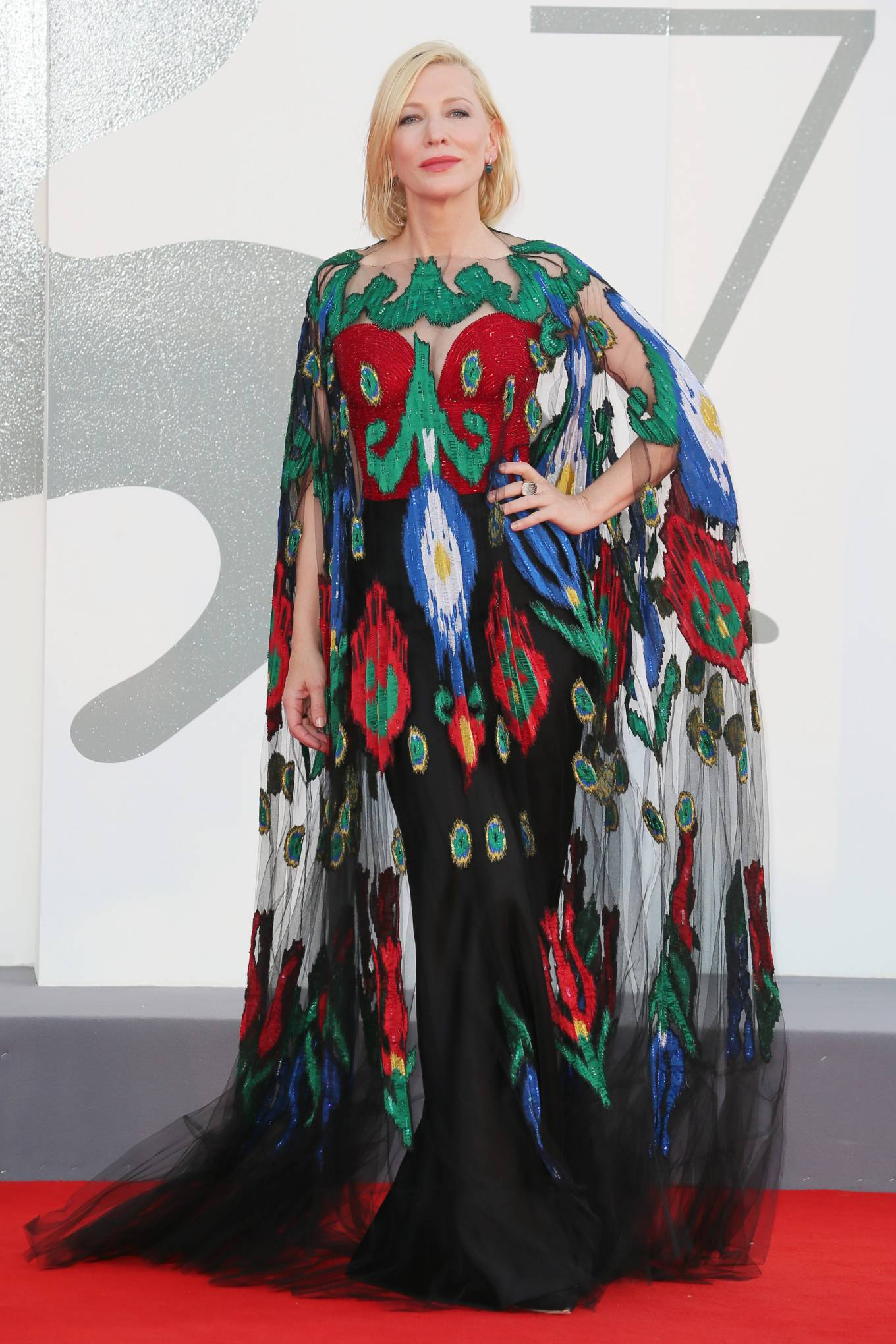 Cate Blanchett 2020 : Cate Blanchett – Closing Ceremony Red Carpet of 2020 Venice Film Festival in Venice-09