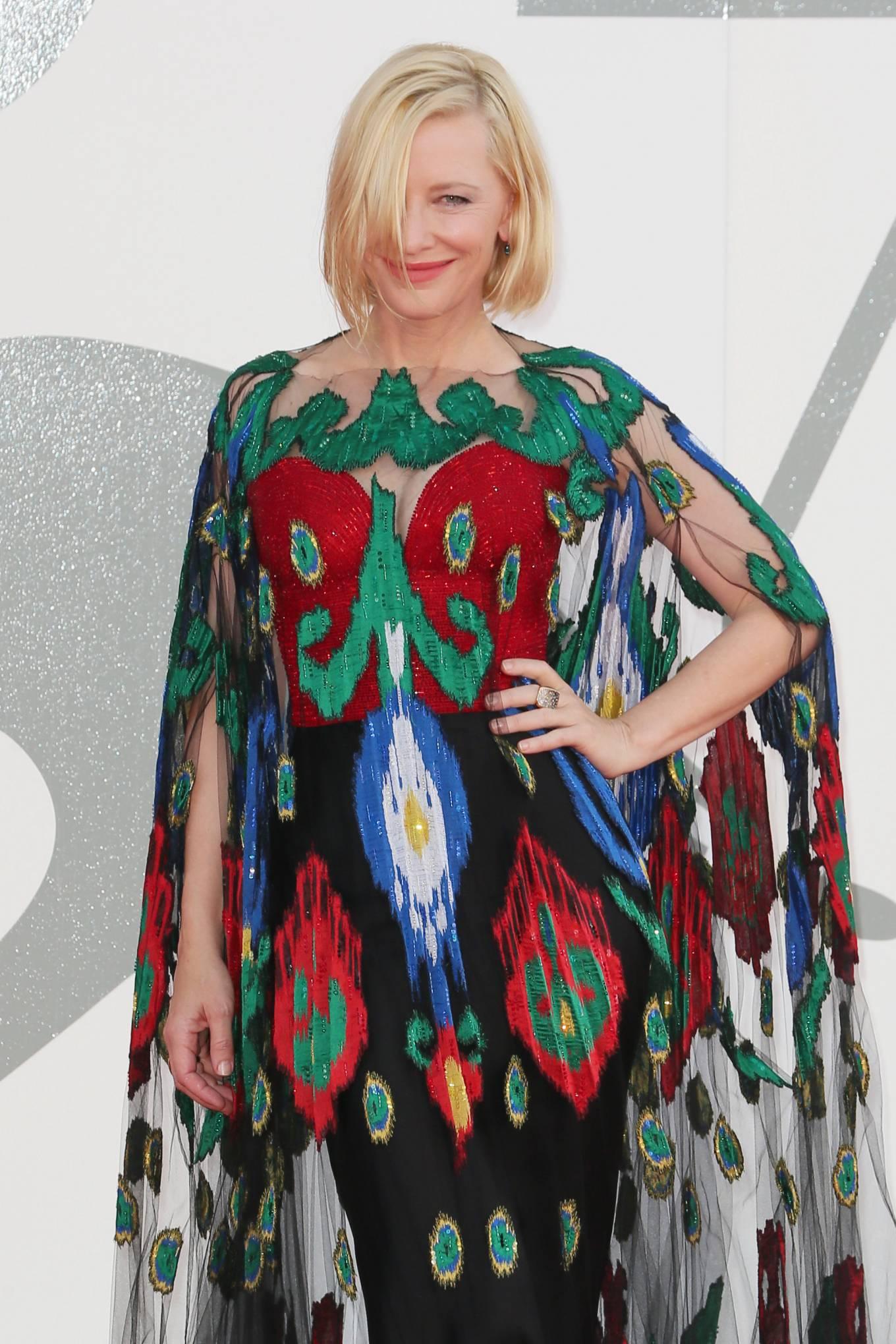 Cate Blanchett 2020 : Cate Blanchett – Closing Ceremony Red Carpet of 2020 Venice Film Festival in Venice-10