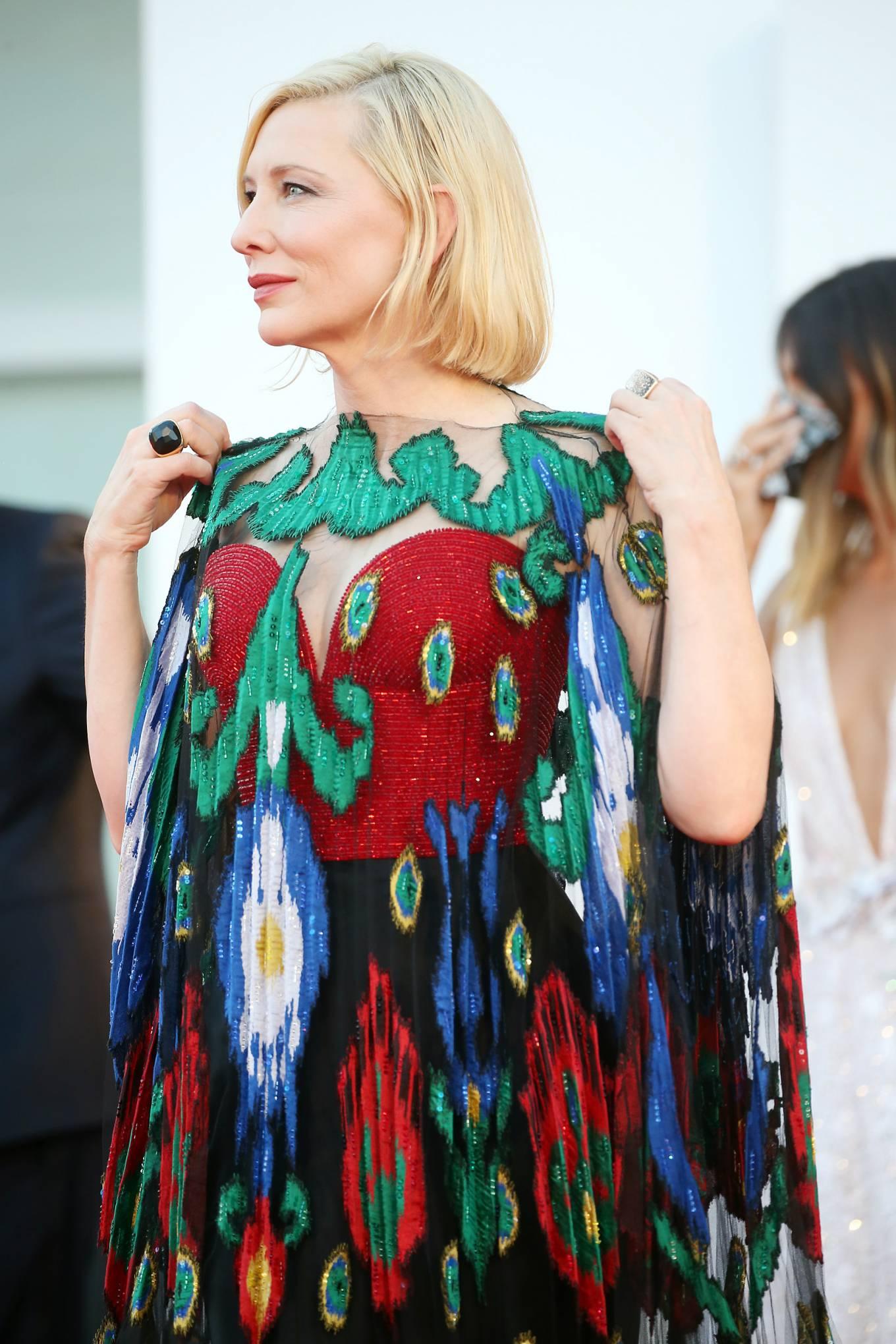 Cate Blanchett 2020 : Cate Blanchett – Closing Ceremony Red Carpet of 2020 Venice Film Festival in Venice-12