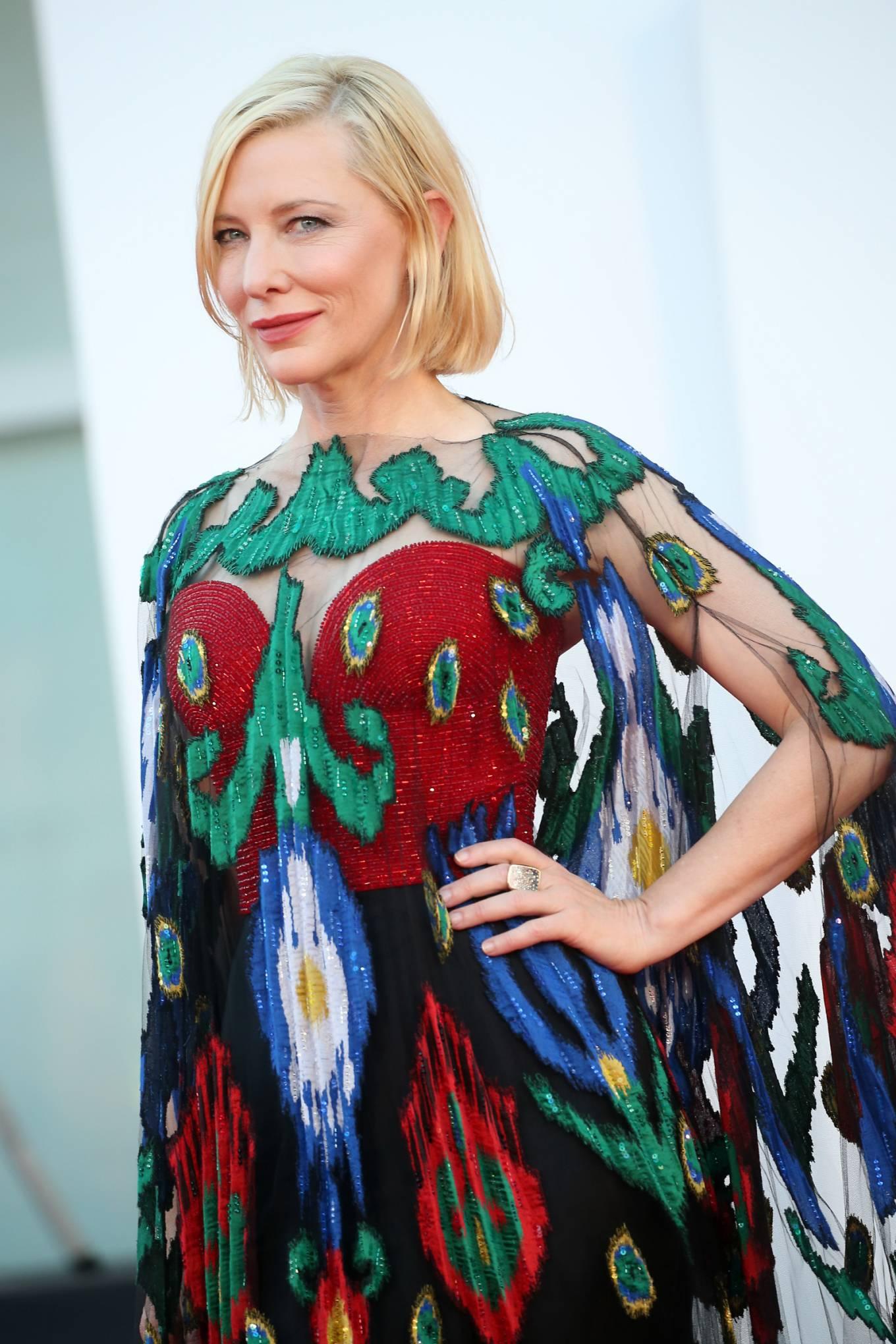 Cate Blanchett 2020 : Cate Blanchett – Closing Ceremony Red Carpet of 2020 Venice Film Festival in Venice-13