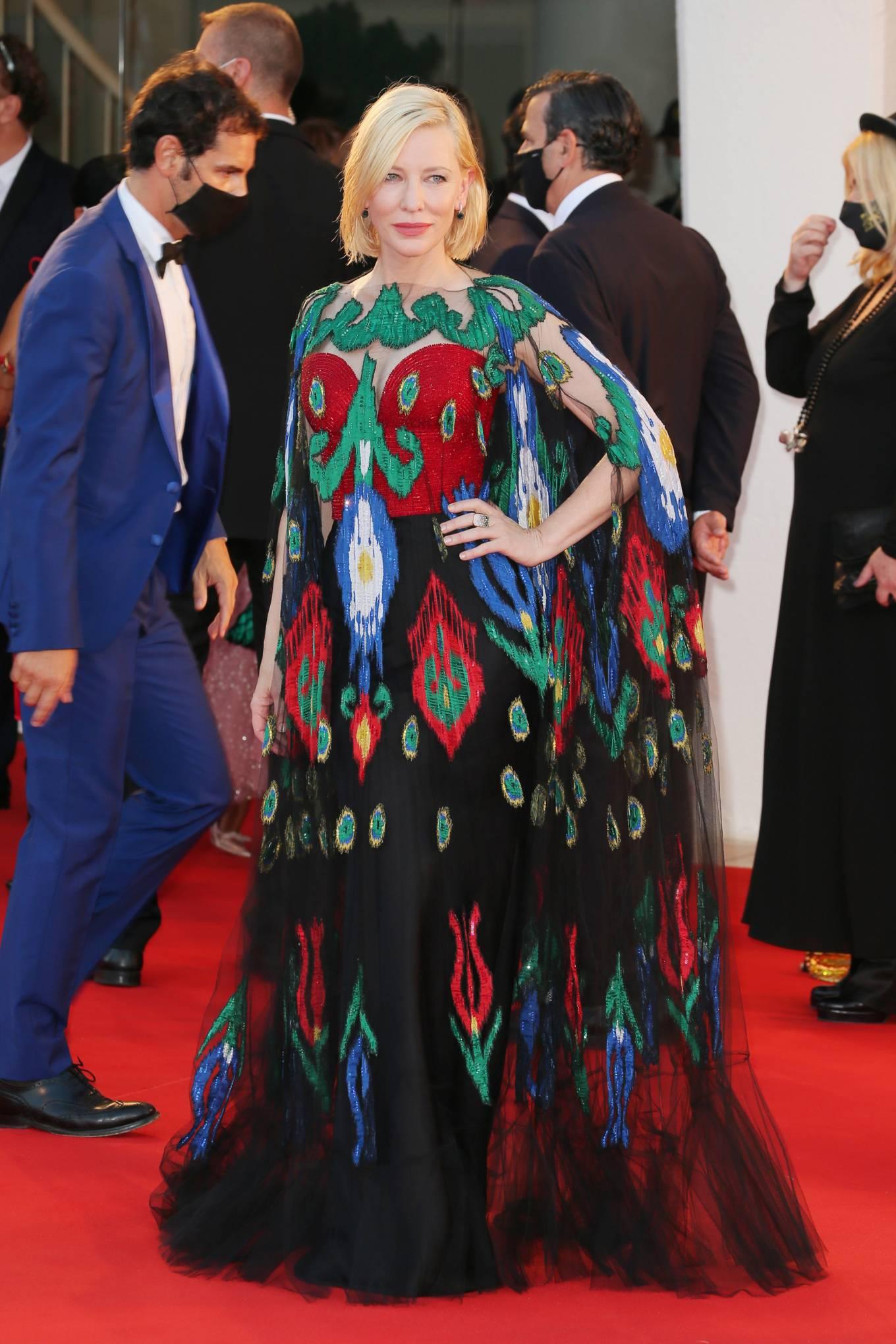 Cate Blanchett 2020 : Cate Blanchett – Closing Ceremony Red Carpet of 2020 Venice Film Festival in Venice-14