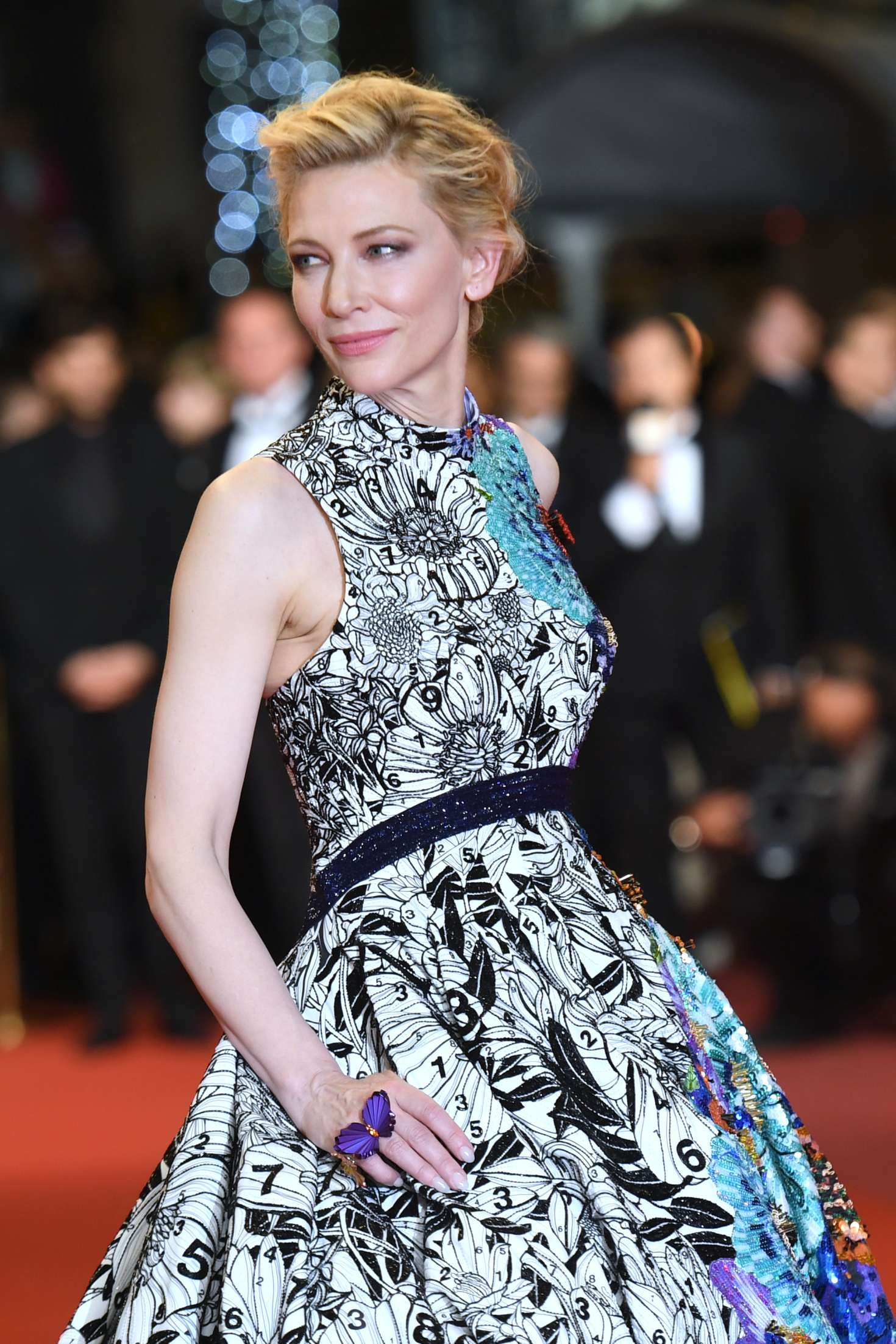 Cate Blanchett - 'Cold War' Premiere at 2018 Cannes Film Festival