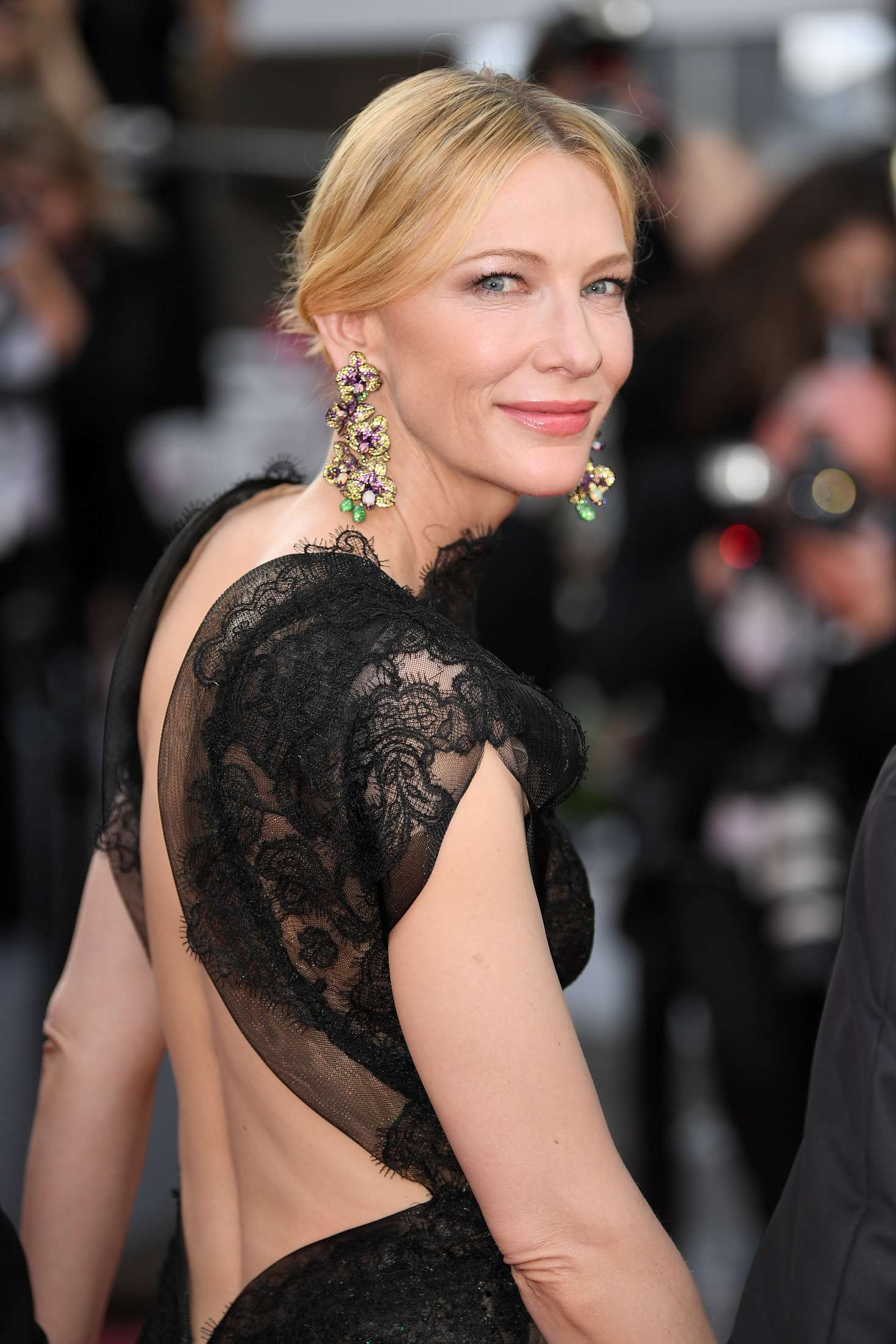 Cate Blanchett 2018 : Cate Blanchett: Everybody Knows Premiere -01