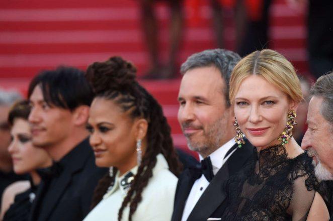 Cate Blanchett 2018 : Cate Blanchett: Everybody Knows Premiere -03