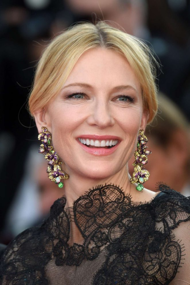Cate Blanchett 2018 : Cate Blanchett: Everybody Knows Premiere -06