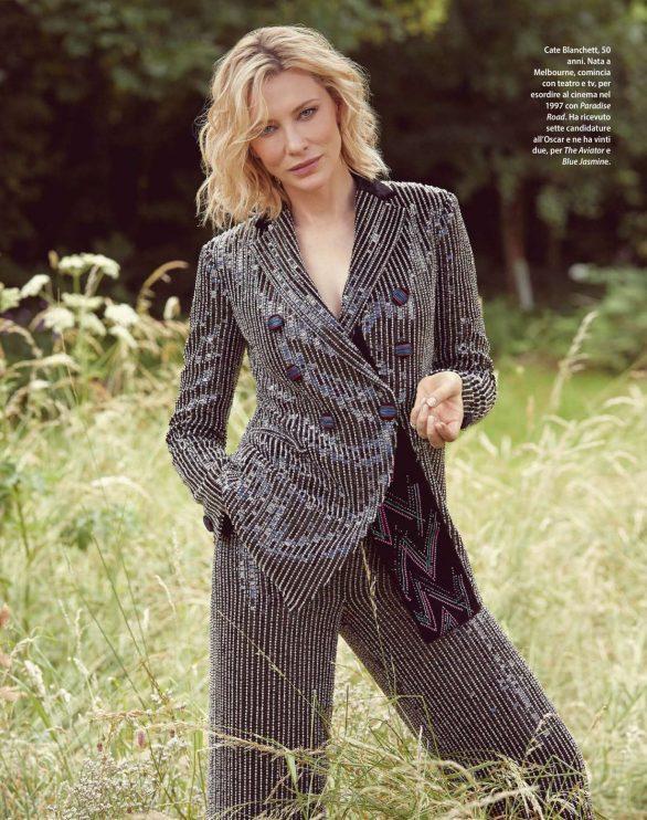 Cate Blanchett - F Magazine (October 2019)