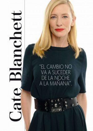 Cate Blanchett - Fotogramas Magazine (July 2018)