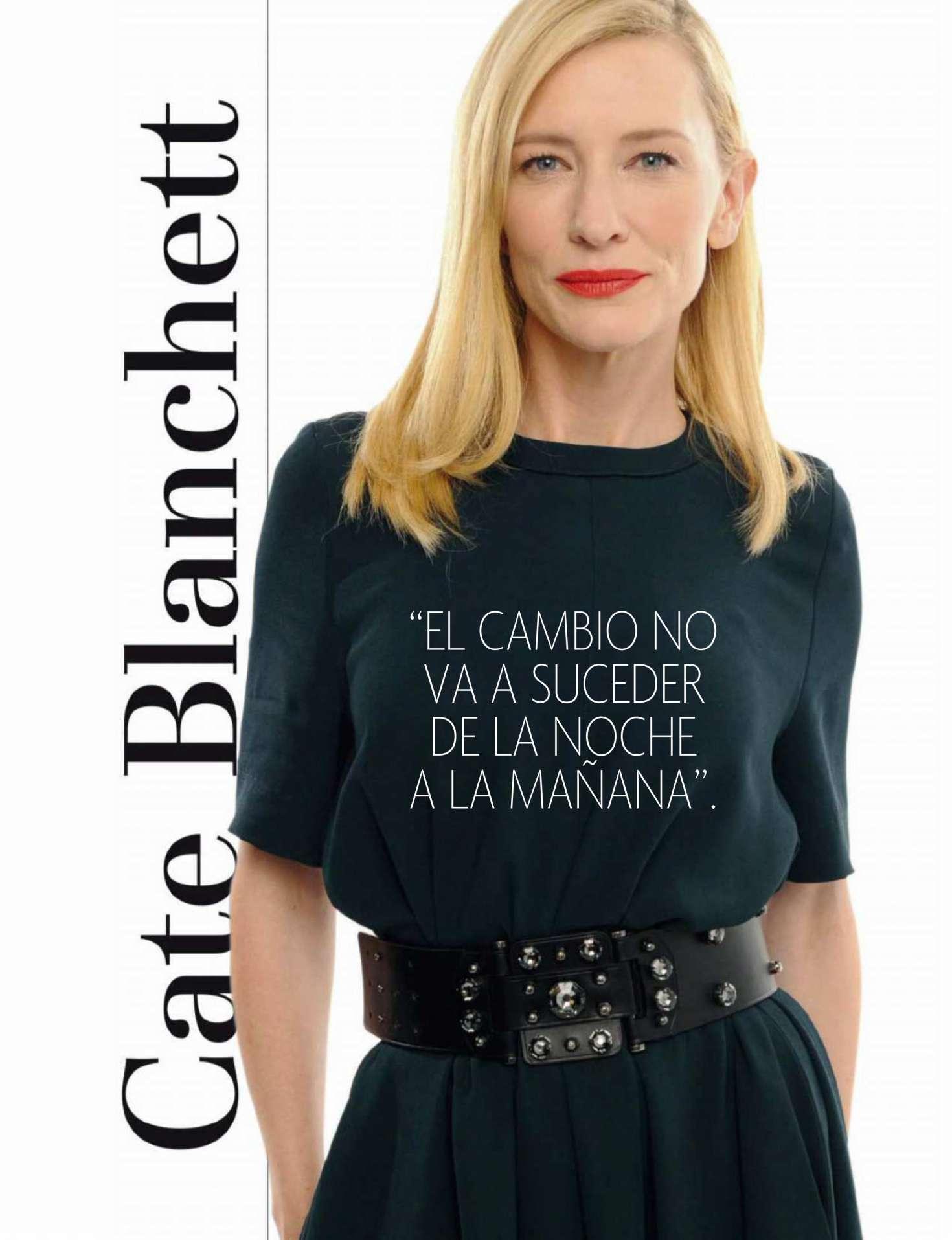 Cate Blanchett 2018 : Cate Blanchett: Fotogramas 2018 -02