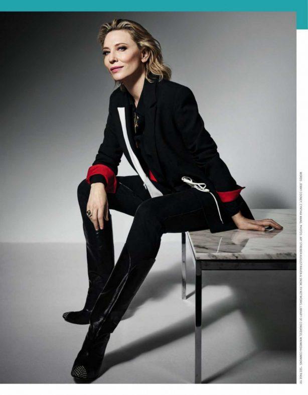 Cate Blanchett - Foxtel Magazine (April 2020)