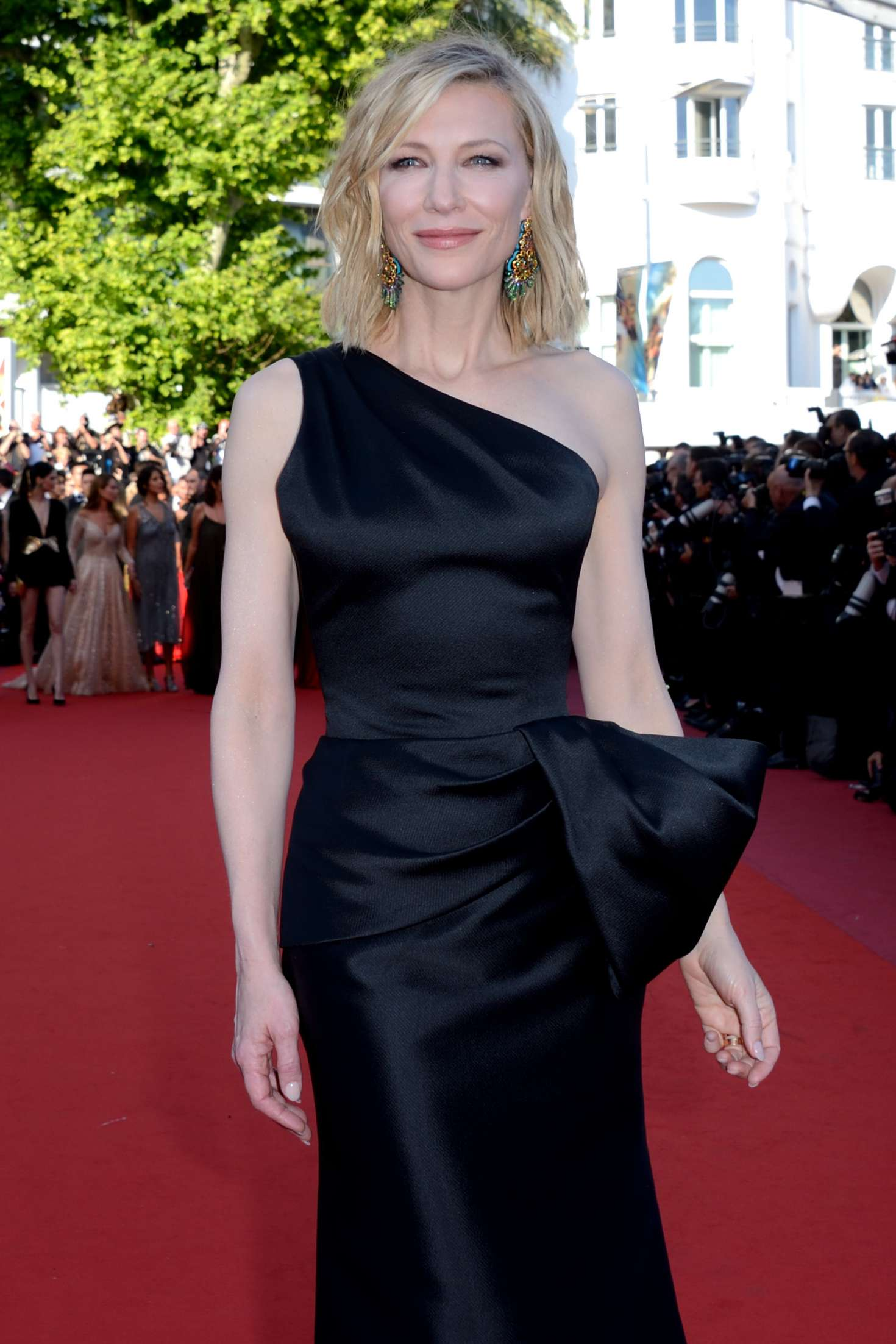 Cate Blanchett - 'Girls Of The Sun' Premiere at 2018 Cannes Film Festival