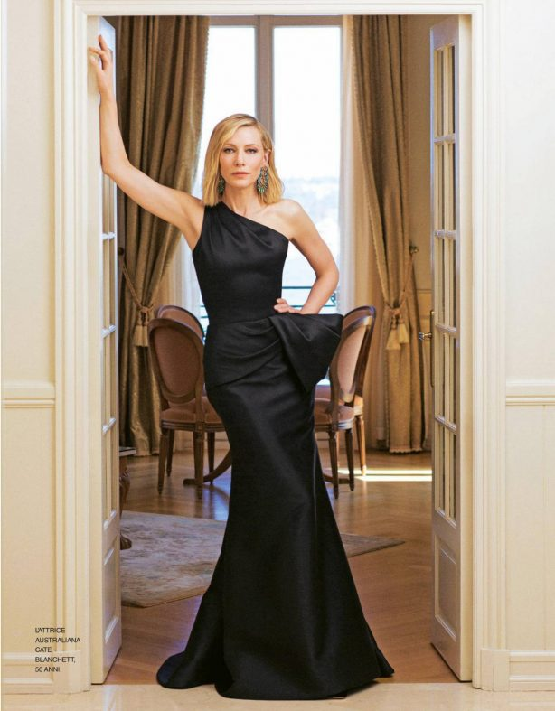 Cate Blanchett - Grazia Italy Magazine (April 2020)