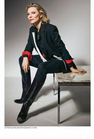 Cate Blanchett - Grazia Italy Magazine (July 2020)