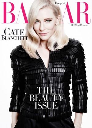 Cate Blanchett - Harper's Bazaar Australia (May 2015)
