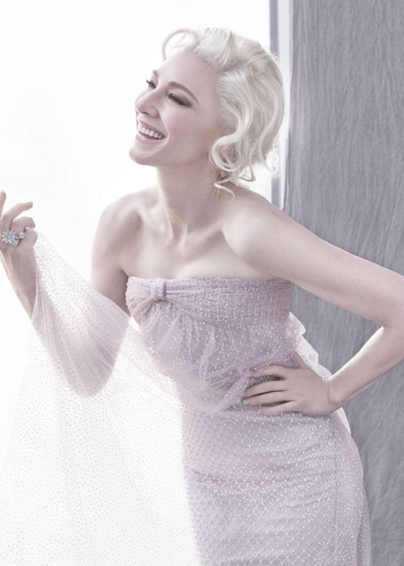 Cate Blanchett - Harper's Bazaar UK Magazine (December 2019)