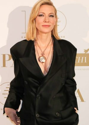 Cate Blanchett - HFPA Party at 2018 Cannes Film Festival