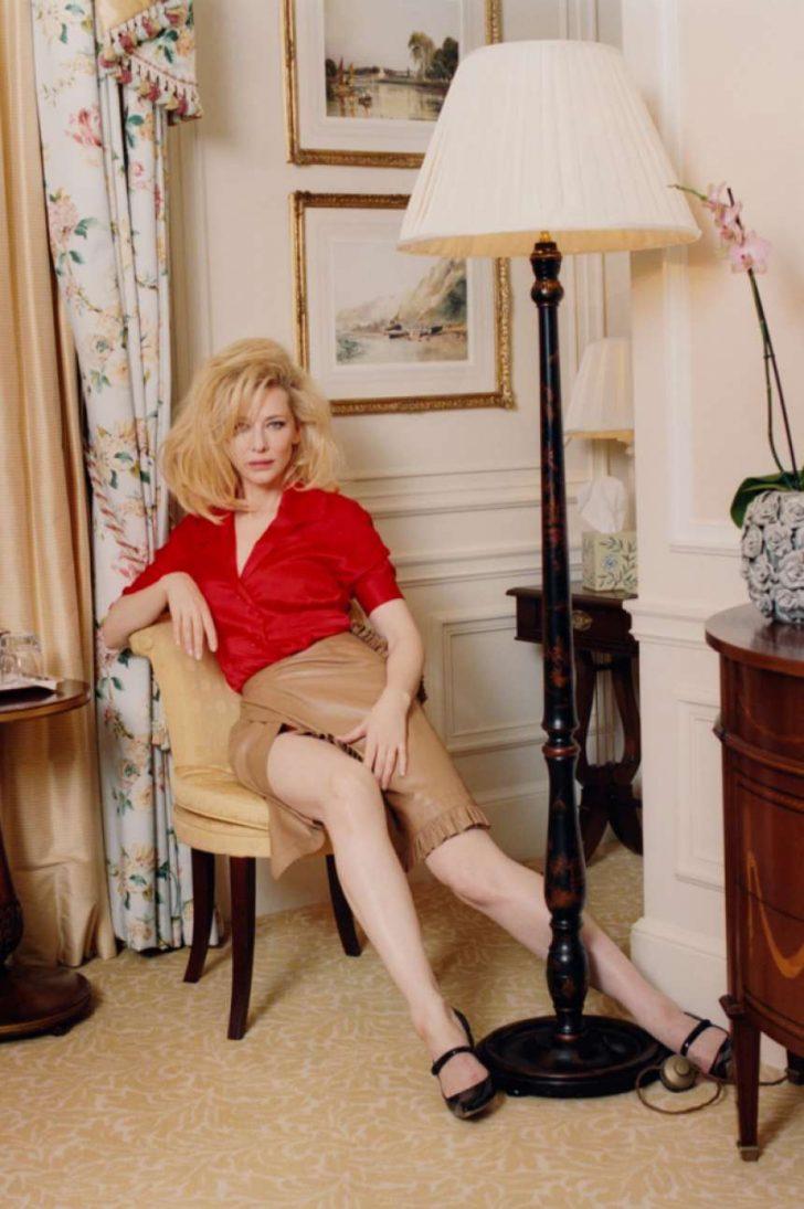Cate Blanchett - Interview Magazine (March 2019)