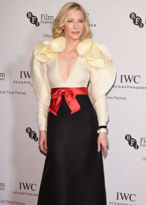 Cate Blanchett - IWC Schaffhausen Dinner in Honour of the BFI in London