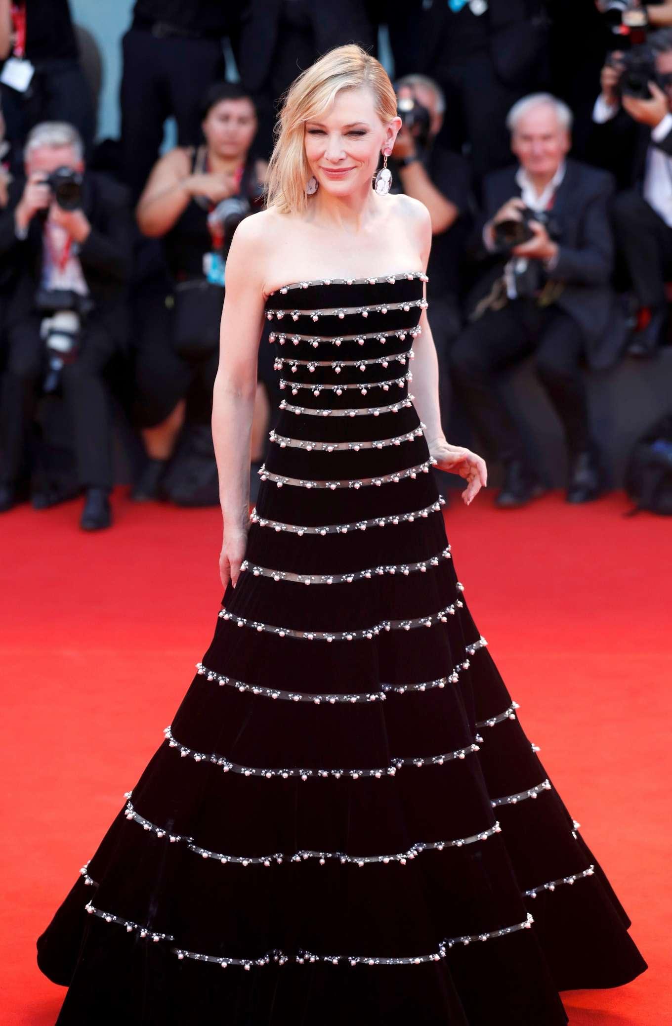 Cate Blanchett - 'Joker' screening 2019 Venice Film Festival
