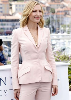 Cate Blanchett - 'Jury' Photocall at Cannes Film Festival