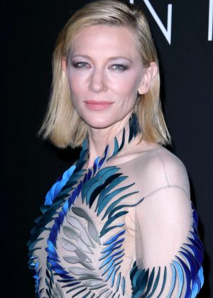 Cate Blanchett - Kering Women in Motion Awards Dinner at 2018 Cannes Film Festival