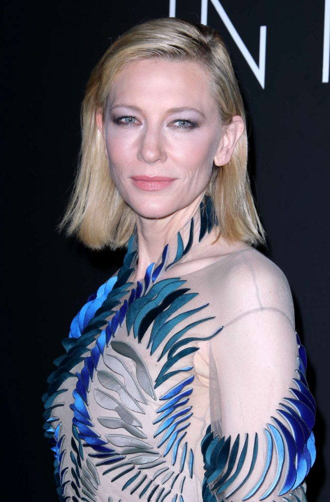 Cate Blanchett - Kering Women in Motion Awards Dinner at 2018 Cannes Film Festival