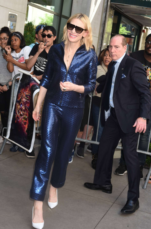 Cate Blanchett 2018 : Cate Blanchett: Leaves Whitby Hotel -02