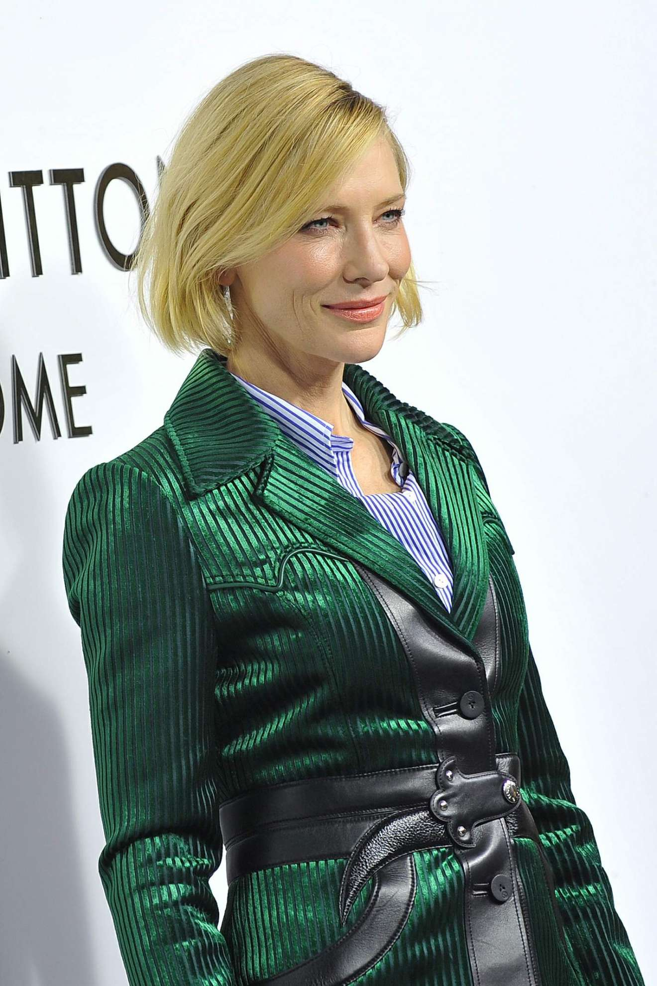 Cate Blanchett - Louis Vuitton Boutique Opening - Spring Summer 2018 - Paris FW