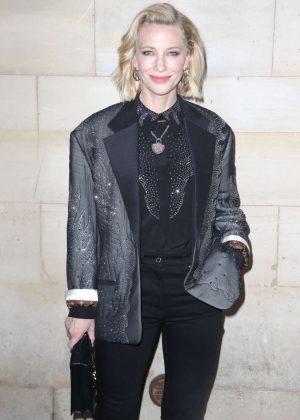 Cate Blanchett - Louis Vuitton Fashion Show in Paris